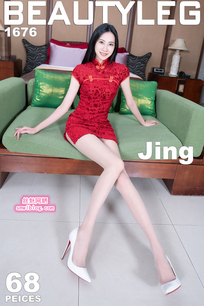 [Beautyleg]美腿寫真 2018.10.24 No.1676 Jing[68P/486M]